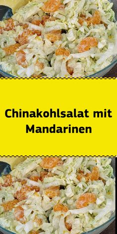 Chinese cabbage salad with tangerines - Vegetarian Recipes Homemade Tortilla Chips, Homemade Tortillas, Chinese Cabbage Salad, Homemade Chili, One Pot Pasta, Beef Casserole, Healthy Salad Recipes, Soup Recipes, Dessert Recipes