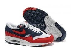 http://www.japanjordan.com/nike-air-max-1-87-mens-white-red.html NIKE AIR MAX 1 87 MENS 白 赤 ホット販売 Only ¥8,111 , Free Shipping!