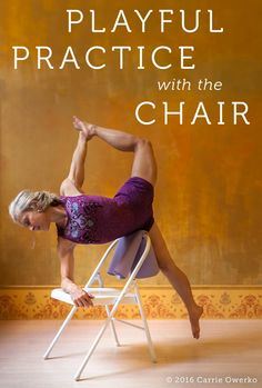 Watch Playful Practice with the Chair Online | Vimeo On Demand