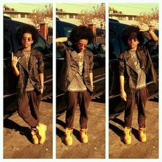 Boys give some type of swag like princeton #Mb well I luv princetonnn luv you