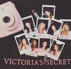 Find images and videos about pink, kendall jenner and models on We Heart It - the app to get lost in what you love. Victoria Secret Angels, Victoria Secret Fashion Show, Victoria Secret Pink, Model Polaroids, Polaroid Film, Polaroid Pictures Display, Instant Print Camera, Victoria's Secret, Vs Fashion Shows