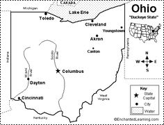 FREE State Quizzes~  Map and quiz printables for all 50 states.  Check it out!