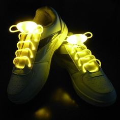 Colorful Glowing Sneakers Shoelaces Mens Womens LED Lighted Shoes Strings for Adults Fashion Girls Boys Luminous Shoe Laces