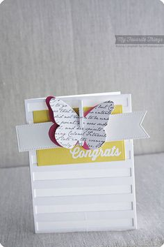 Romantic Text Background, Pierced Fishtail Flags STAX Die-namics, Stripes Cover-Up Die-namics, Winged Beauties Die-namics - Keisha Campbell #mftstamps