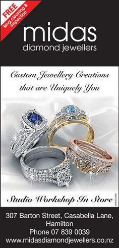 #customjewellery #unique #midasdiamondjewellers #midastouch
