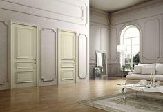classic door, italian classic doors, made in italy doors, wooden doors