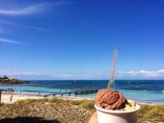 #islandlife #icecream #turquoisewater #rottnestisland #rottnest #rotto #travelaustralia #australia #straya #pristine by travelwizards http://ift.tt/1L5GqLp