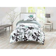 Better Homes and Gardens Emerald Fauna Bedding Comforter Set