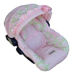 Baby Olivia Marie Infant Car Seat Cover  [1NC-BOM]    $198.00
