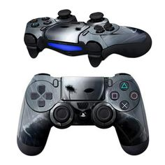 ModFreakz® Pair of Vinyl Controller Skins - Ghost Mask Soldier Fight for playstation 4 vinyl stickers Gamer Couple, Ps4 Skins, Ps4 Controller, Playstation Games, Gaming Accessories, Video Game Console, Xbox One, Image Link, Amazon