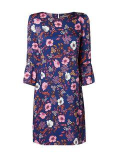 Bei ➧ P C Freizeitkleider von JAKES-COLLECTION ✓ Jetzt JAKES-COLLECTION  Kleid mit Blumenmuster 6fa797e64b