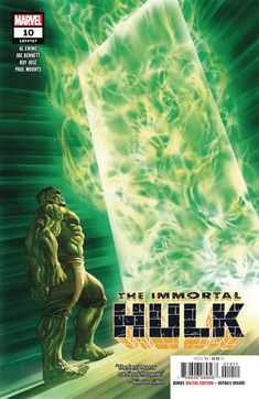 "Read ""Immortal Hulk Vol. 2 The Green Door"" by Al Ewing available from Rakuten Kobo. Collecting Immortal Hulk Bruce Banner is alive and on the loose — and now the entire world knows it. Got Books, Books To Read, X Men, Captain America, Deadpool, Hulk Comic, Hulk Marvel, Marvel Art, Comic Art"