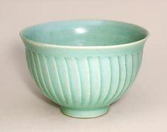 David Leach. porcelain bowl.