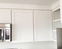 "45"" Wall Kitchen Cabinet | Ana White"