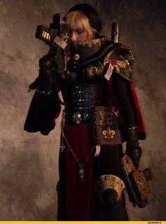 Warhammer 40000,warhammer40000, warhammer40k, warhammer 40k, ваха, сорокотысячник,фэндомы,Imperium,Империум,Adepta Sororitas,sisters of battle, сестры битвы,Wh Cosplay