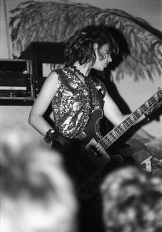 Black Flag: Kira Roessler by Murray Kapell 1985