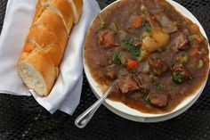 Helen Fitzgerald's:  Irish stew recipe for St. Patrick's Day