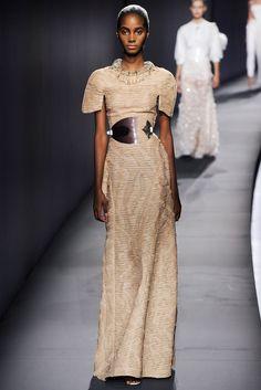 Vionnet Spring 2015 Ready-to-Wear Fashion Show - Tami Williams (Elite)