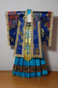 Tang dynasty based outfit