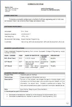 Matrimonial Resume format India Best Of Marriage Resume ...