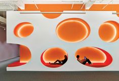 They're Onto Something Big: AppNexus's Playful Flatiron Office by Agatha Habjan