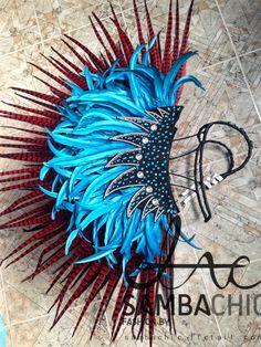 Shop Oanna Pheasant Feather Full Show Wear Back from Samba Chic, available on Tictail from Carribean Carnival Costumes, Carnival Outfits, Costume Carnaval, Samba Costume, Peacock Wings, Butterfly Wings, Sea Creature Costume, Fantasy Party, Diy Wings