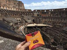 Nuestras cápsulas Selectum en Roma.