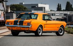 1966 Ford Mustang Coupe More