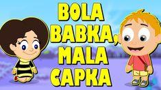 Bola babka, mala capka | Zbierka | Slovenské detské pesničky | Slovak Fo... Karaoke, Activities For Kids, Preschool, Family Guy, Youtube, Comics, Children, Jar, Fictional Characters