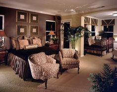 Bedroom Designs Brown 25 brown master bedroom designs | brown master bedroom, master