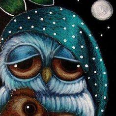 coruja a noite - Pesquisa Google