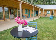Catering Business, Farm Shop, Veg Garden, Western Red Cedar, Douglas Fir, Outdoor Furniture Sets, Outdoor Decor, Farm Yard, Organic Farming