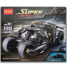 LEGO DECOOL 7111 The Tumbler - Batman Series