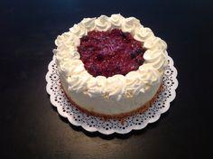 #Cheesecake apta para diabéticos SIN AZÚCAR AGREGADA, endulzada con Stevia  by #Mufflinks. Pedidos mufflinks@yahoo.com