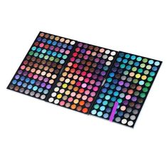 Type: Eye Shadow Benefit: Long-lasting,Easy to Wear,Natural,Waterproof / Water-Resistant Quantity: 1 Finish: Glitter,Natural Size: Full Size Ingredient: Eyeshadow NET WT: 585 g Model Number: BPC001900