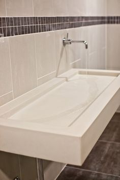 Concrete Sink - Concrete Wave Design | Concrete Sinks, Concrete Countertops, Concrete Firepits, Concrete Furniture | Southern CA