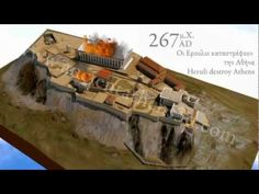 A brief history of the Athenian Acropolis from 3500 BCE to 2010 AD, through reconstructions. Many of the dates shown are always open to debate. The same h. British Kingdom, 3d Reconstruction, Athens Acropolis, Cradle Of Civilization, Archaeology News, Anglo Saxon, Ancient Greece, Greece Travel, Ancient History