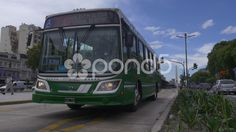 Timelapse Avenue Buses in Buenos Aires - Stock Footage   by buclefilm