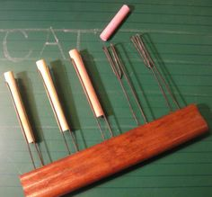 Teachers Chalk Holder Line Maker