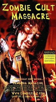 Zombie Cult Massacre 1998 Zombie Movies, Sci Fi Movies, Top Movies, Horror Movie Posters, Horror Films, Dead Zombie, Internet Movies, Cover Art, Retro
