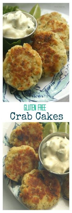 Cakes Gluten Free Crab Cakes Gluten Free These Gluten Free Crab Cakes Are Quick And Easy To Make This Tasty Appetizer Can Be Made Ahead Of Time And Warmed Up In The Oven Right Before Serving Crab Cakes Gluten Free Gluten Free Crab Cakes, Gluten Free Appetizers, Seafood Appetizers, Seafood Dinner, Healthy Appetizers, Appetizer Recipes, Seafood Dip, Sea Food Salad Recipes, Crab Recipes