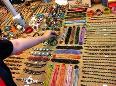 **Krabi Night Market (food, souvenirs) - Krabi Town, Thailand