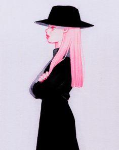 🖤Beyond the veil Messenger🖤 도깨비드라마 보는데 ㅠㅠ 저승사자..컨셉 진짜 너무 조아요 ㅠㅠㅠ흑 ㅠㅠ 꼭 해피엔딩이면 좋겟어요...;ㅁ;)/ 도깨비 보면서 그렸답니다^ㅇ^ . . .… Aesthetic Drawing, Aesthetic Art, Art Folder, Woman Illustration, Process Art, Colorful Drawings, Anime Outfits, Character Drawing, Character Design Inspiration