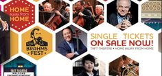 Single Tickets for CSO and Pops on Sale Now