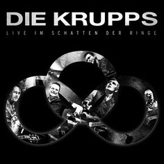 """Die Krupps: """"Live Im Schatten Der Ringe"""" OUT NOW! / AFM Records  The first visual release in band history, """"Live Im Schatten Der Ringe"""" is out now, available as DVD/2CD or BluRay/2CD. It features a 90 minutes live show, including songs from every creative period of DIE KRUPPS, filmed at E-tropolis Festival in the sold out Turbinenhalle, Oberhausen (Germany) on February 22nd, 2014.  DIE KRUPPS festival dates 2016: 05.08.2016 – Wacken Open Air (DE) 06.08.2016 – Laba Daba Festival (LT) ..."""