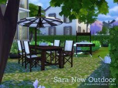 Angela's Sara New Outdoor