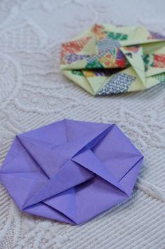 """- A """"tatami összecsukható"""" kézzel Fumika - nyolcszög - Etsuko Mamma naplója"""