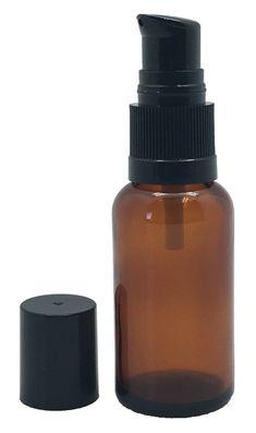 GotOilSupplies.com - 30 ml Boston Round Amber Bottles With Cream Pumps, $0.75 (https://www.gotoilsupplies.com/30-ml-boston-round-amber-bottles-with-cream-pumps/)