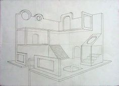 Art7A Beginning Drawing and Composition with William Smith: LINEAR PERSPECTIVE