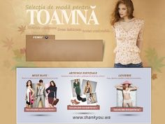 Toamna a sosit! vezi Moda toamna 2012-look unic si contemporan de la 3 Suisses #3suisses #modatoamna2012